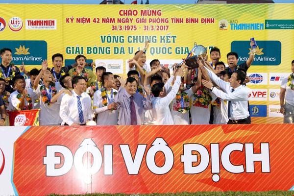Sao U20 Việt Nam giúp Hà Nội bảo vệ thành công ngôi vô địch U19 QG