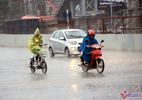 Dự báo thời tiết 1/4: Miền Bắc rét nhất đợt, miền Trung mưa to, gió giật