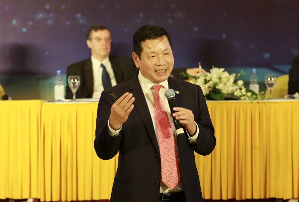 Sếp FPT nói về dàn lãnh đạo