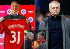 """Mourinho hối hận vì """"trù dập"""" Schweinsteiger"""