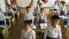 Hôm nay Triều Tiên khai giảng năm học mới, phổ cập giáo dục 12 năm