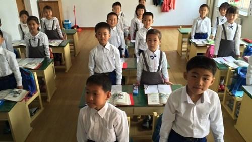 khai giảng năm học mới, Triều Tiên, phổ cập giáo dục