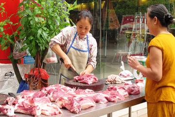 Sự thật về 40% mẫu thịt lợn nhiễm khuẩn tiêu chảy