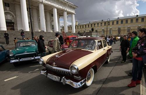 Dòng xe ôtô Volga huyền thoại sắp được 'tái sinh'