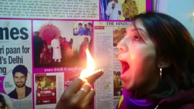 'Trầu lửa' - Món ăn kỳ lạ được người Ấn Độ ưa thích