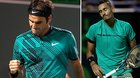 """Thắng nghẹt thở """"gã trai hư"""", Federer chiến Nadal ở chung kết"""