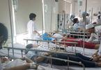 Nghệ An: Hàng loạt công nhân bị ngộ độc nhập viện