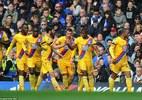 Video bàn thắng Chelsea 1-2 Crystal Palace