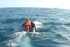 120 giờ tìm thi thể 9 thuyền viên trên biển Vũng Tàu