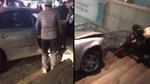 Người phụ nữ bị lái xe say húc bay gần chục mét