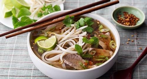 5 món ăn ngon nổi tiếng của Việt Nam