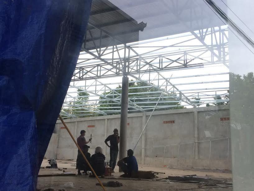 Phó ban nội chính tỉnh, xây dựng trái phép, dỡ nhà Phó ban nội chính, xây trái phép, cưỡng chế,  Nguyễn Sỹ Kỷ