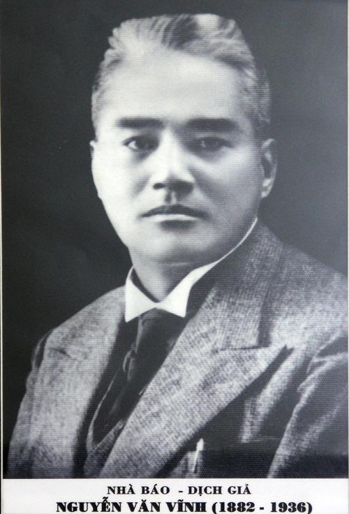 Nguyễn Văn Vĩnh, Hà Nội, Thông ngôn, thế kỷ 20, danh nhân thế kỷ 20, Nhà báo, học giả
