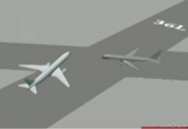 Hai máy bay suýt đụng nhau trên trời ở Cam Ranh