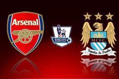 Link xem trực tiếp Arsenal vs Man City 22h00 ngày 2/4