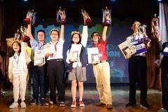 Tìm ra 5 quán quân cuộc thi Vô địch Tiếng Anh 2017