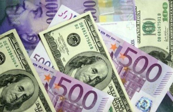 Tỷ giá ngoại tệ ngày 3/4: USD tiếp tục giảm