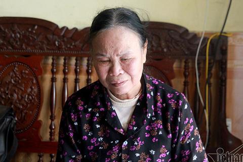 Bà nội Nhật Linh