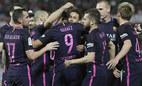 """Bị ép trắng trợn, Barca vẫn có """"mưa bàn thắng"""""""