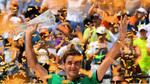 Khuất phục Nadal, Federer xuất sắc đăng quang ở Miami