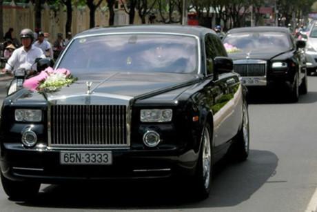 Những siêu xe sang Rolls-Royce chục tỷ, biển khủng tại Việt Nam