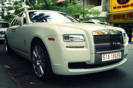 Thú chơi, siêu xe, xe siêu sang, Rolls-Royce, biển khủng, biển số, ô tô