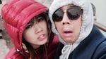 Vợ chồng Trấn Thành, Hari Won 'run rẩy' ở Canada