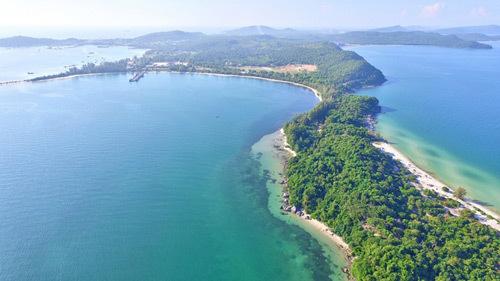Phú Quốc: 'đất vàng' của BĐS nghỉ dưỡng
