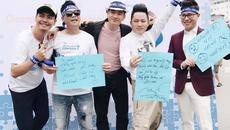 MC Phan Anh, Xuân Bắc đồng hành cùng Tùng Dương