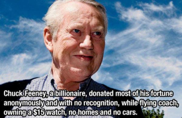 tỷ phú USD, tỷ phú thế giới, tỷ phú làm từ thiện, Bill Gates, Warren Buffett, Atlantic Philanthropies, James Bond của giới từ thiện, Tỷ phú Mỹ, Chuck Feeney