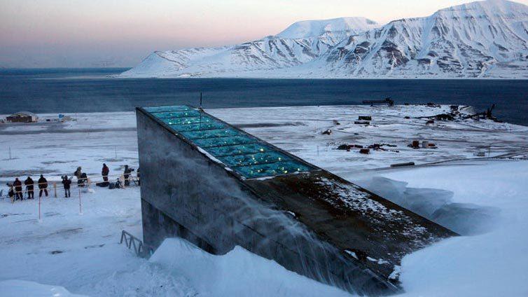 Na Uy xây 'hầm tận thế' chứa dữ liệu toàn nhân loại