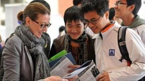 Sắp có ngày hội giáo dục đại học quốc tế năm 2017