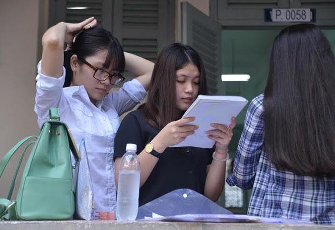 Bộ Giáo dục gửi khuyến cáo tới toàn bộ thí sinh thi THPT quốc gia