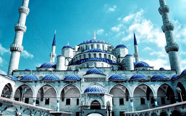 Những công trình kiến trúc đẹp mắt khắp thế giới