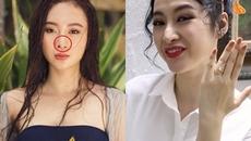 Nhan sắc Angela Phương Trinh thay đổi bất thường