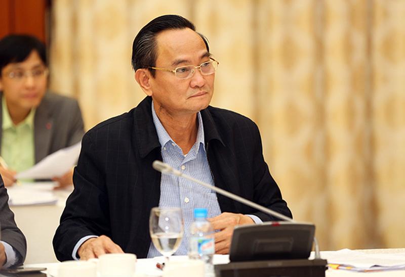 Thứ trưởng Bộ Tài chính nghỉ hưu
