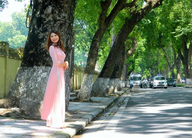 Những con đường chụp ảnh siêu đẹp ở Hà Nội