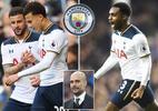 """MU """"buông"""" Ngoại hạng Anh, Guardiola phá Tottenham"""