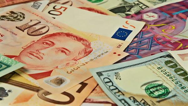 Tỷ giá ngoại tệ ngày 4/4: USD tăng giá sau thời chìm sâu