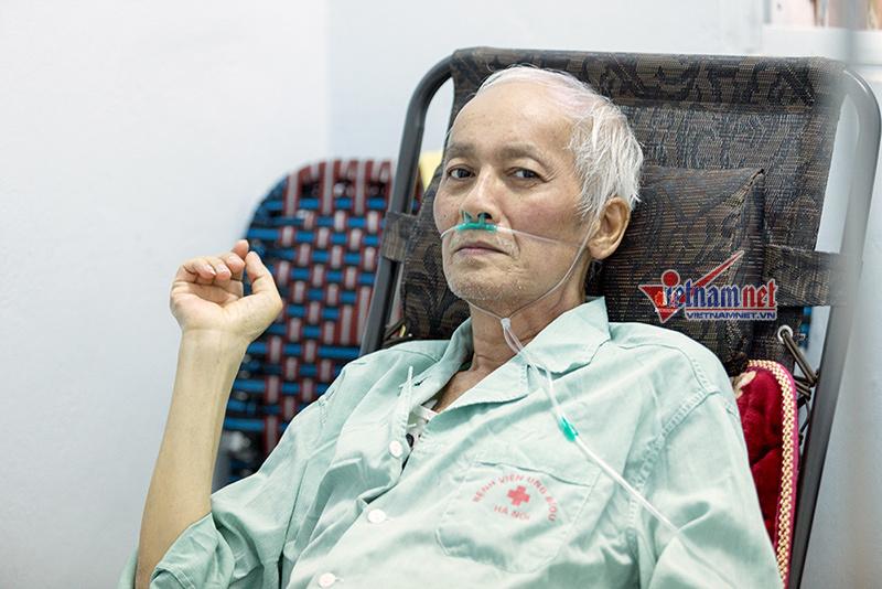 Diễn viên Duy Thanh kiên cường chống chọi ung thư giai đoạn cuối