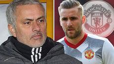 "Lộ lý do Mourinho ""bỏ rơi"" Shaw, Ronaldo ""mơ"" MU"
