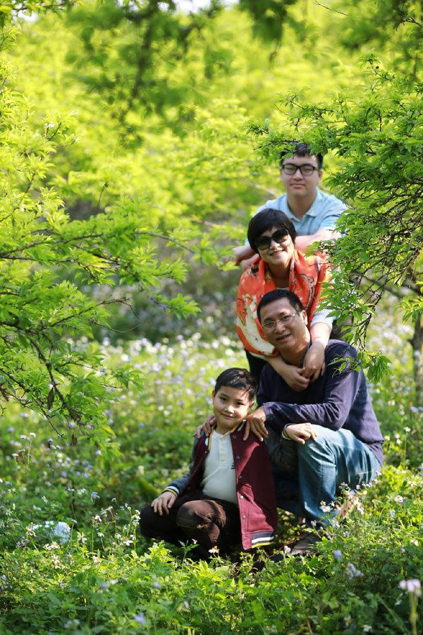 Đường tới Oxford của hai cha con Quốc Minh