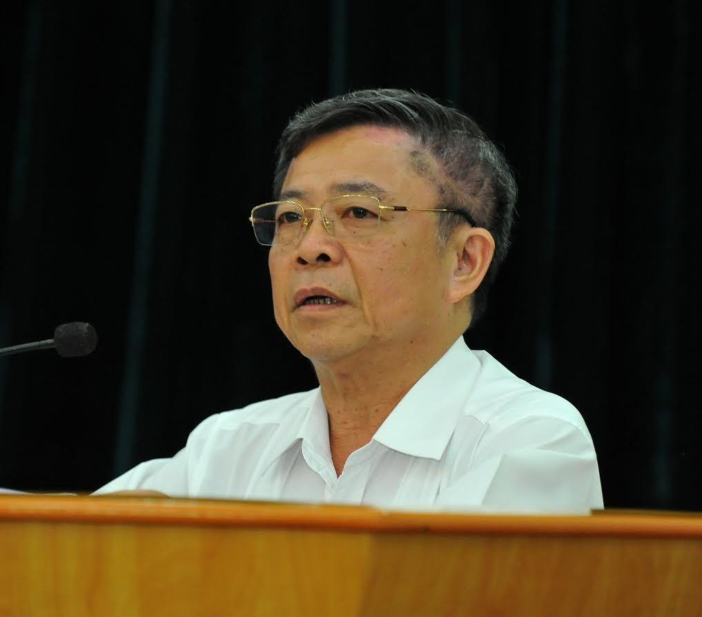 cách chức ông Võ Kim Cự, Võ Kim Cự, Formosa, cá chết ở miền trung