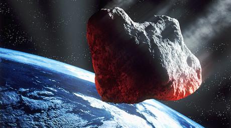 Thiên thạch rộng 1km đang lao tới Trái đất, va chạm ngày 19/4?