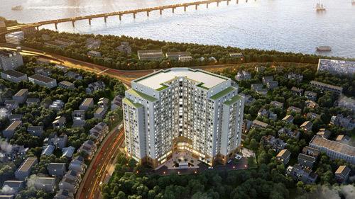 Mở bán chung cư view sông Hồng T&T RiverView