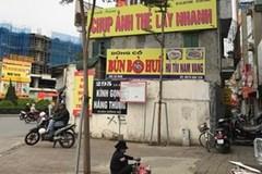 """Hà Nội mở đường nhưng """"quên"""" xây phố"""