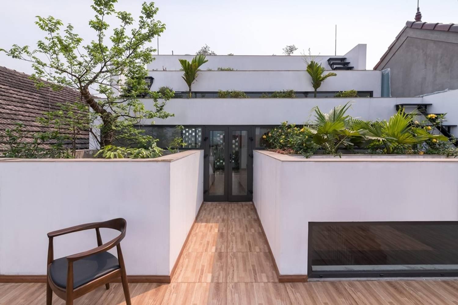 tư vấn thiết kế nhà, nhà đẹp, nhà bậc thang