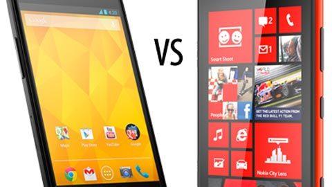Android đánh bại Windows, thành HĐH phổ biến nhất Internet