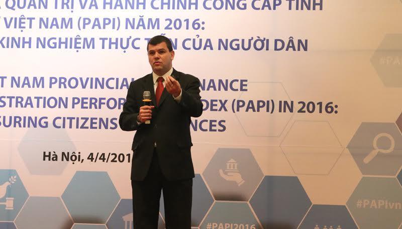Hà Nội kiểm soát tham nhũng thấp nhất 6 năm liên tiếp