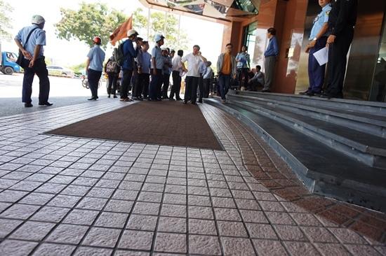 Đoàn Ngọc Hải, phó chủ tịch UBND quận 1, Phó chủ tịch Hải, đài tiếng nói nhân dân TPHCM, vỉa hè, cẩu xe biển xanh, giành vỉa hè